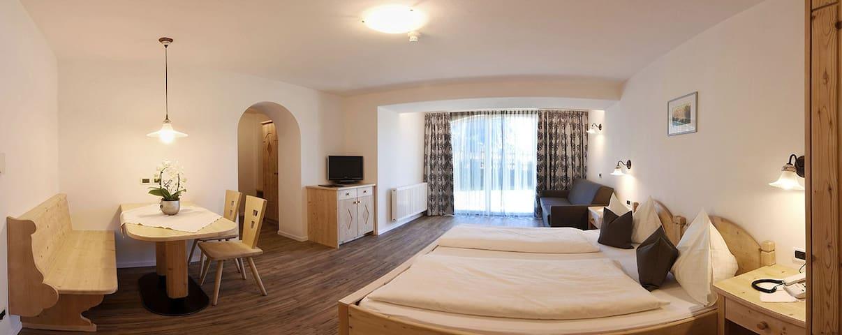 Double Room Comfort on the ground floor