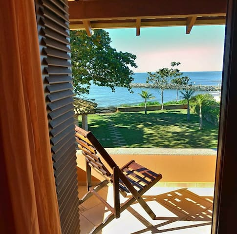 Casa de frente para o mar em Itajuba/Barra Velha