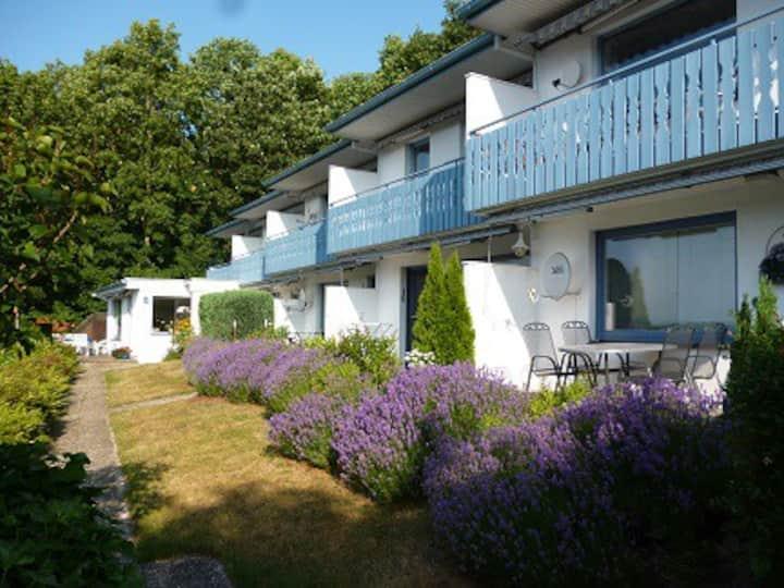 Schöne Wohnung in Eutin-Sielbeck,Urlaub mit Hund