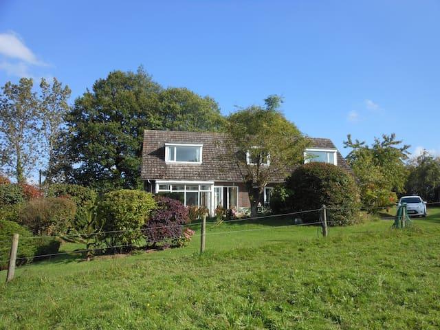 ''Avebury'' - Shropshire - House