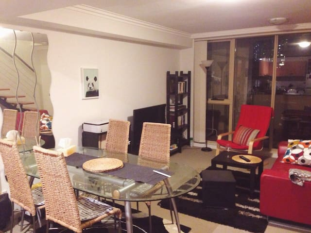 Great city view,lovely apartment - Ultimo - Apartment