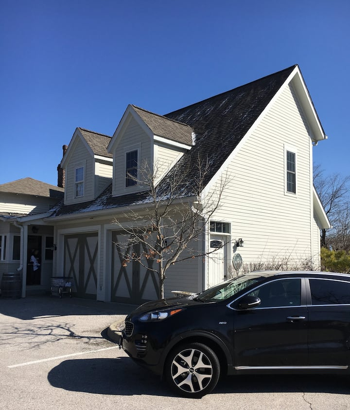 The LOFT - Cornerstone Inn