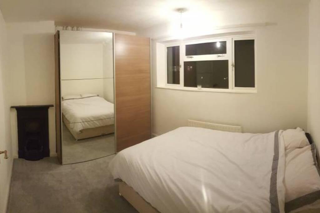 Avaliable Bedroom