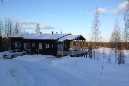 High-quality Villa in Nilsiä, Tahkovuori - Kuopio