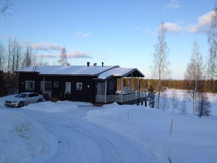 High-quality Villa in Nilsiä, Tahkovuori