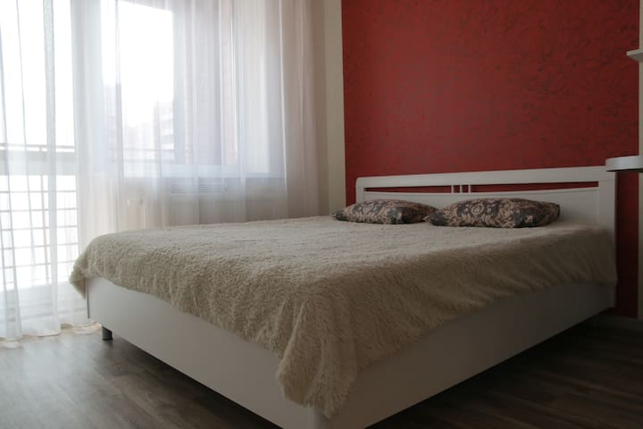 RED STUDIO - your comfortable place in Irkutsk