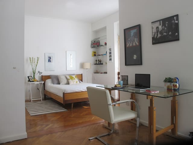 Suite Room in Vicente Lopez - Vicente López - Haus