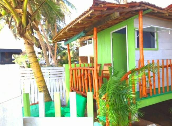Luna Beach Home & Cabanas-Beach Cabana 1