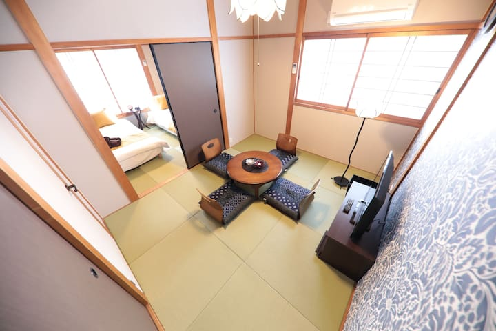Feel Tradition 4Bed room for 14PAX Renovated