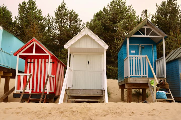 Beach Hut 113, Wells-Next-The-Sea