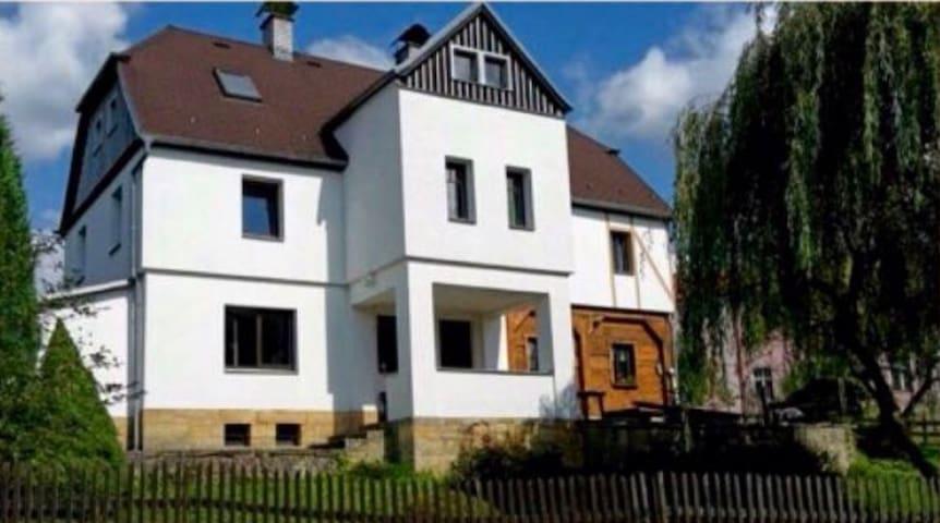 Private rooms in Czech Switzerland
