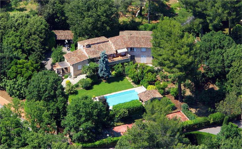Provencal style villa with pool - Valbonne - Villa