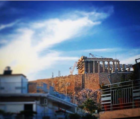 Makrigianni, near acropole - Αθήνα - Apartment