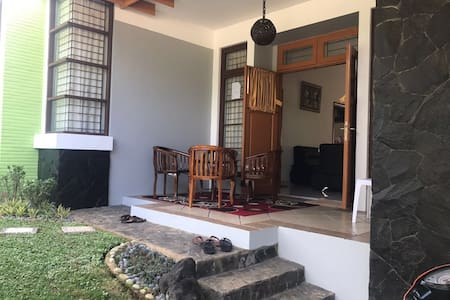 Villa Type: three bedrooms river view