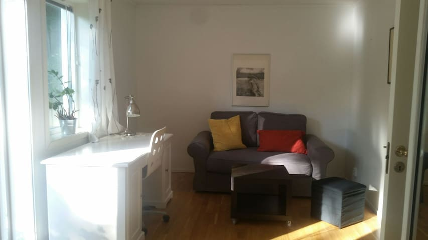 Small apartment near  city center - Mölndal - Daire