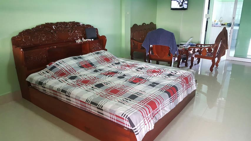 Modern and comfortable apartment - Krong Preah Sihanouk - Apartament