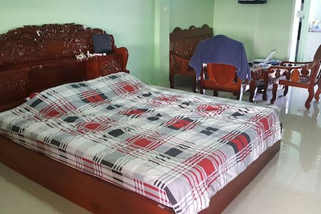 Modern and comfortable apartment - Krong Preah Sihanouk - Appartement