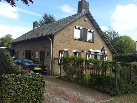 Complete appartment in Waalwijk