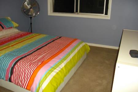 Bedroom in  Ettalong Beach - Bed & Breakfast
