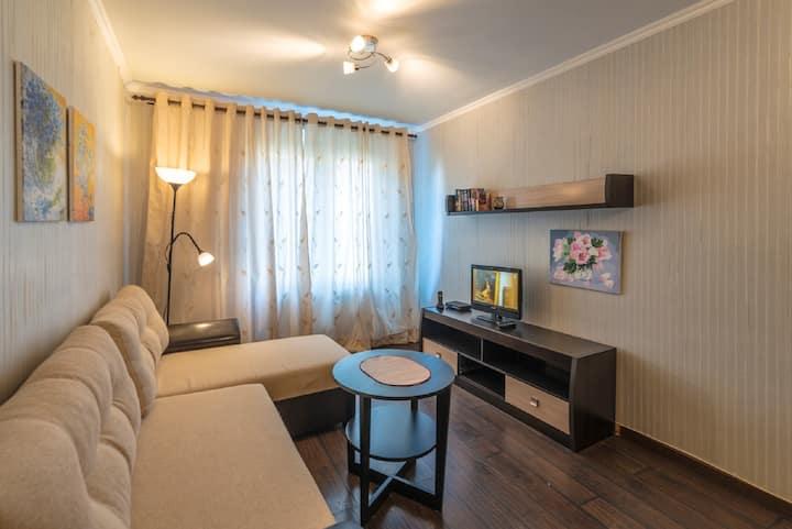 Апартаменты на улице Панфёрова, 10