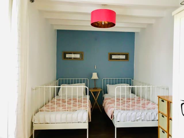 La Blatière, The Farmhouse twin room