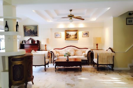 Paradise villa1 Pattaya - Pattaya