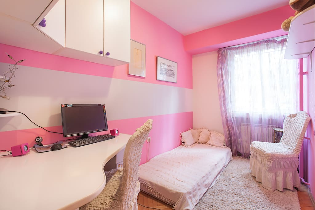Your pink room