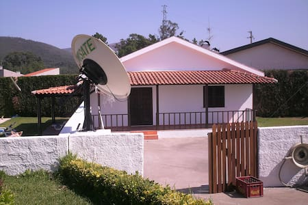 HOLIDAY HOUSE WITH PRIVATE POOL - Gondomar - Ev