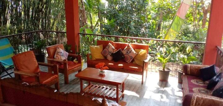 Tenam garden... Kalimpong