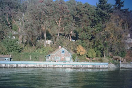 Beach House , Quiet and Peaceful - Vashon - Talo