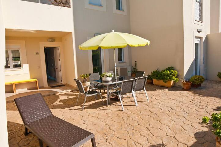 Semidetached holiday home, 6 people - Cala Anguila-Cala Mendia - Casa