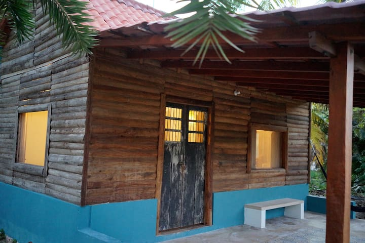 Beautiful cabin experience! - El Cuyo - Cottage