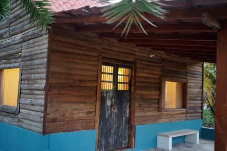 Beautiful cabin experience! - El Cuyo - Kabin