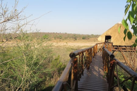 Best river view in Marloth Park - Marloth Park - 独立屋