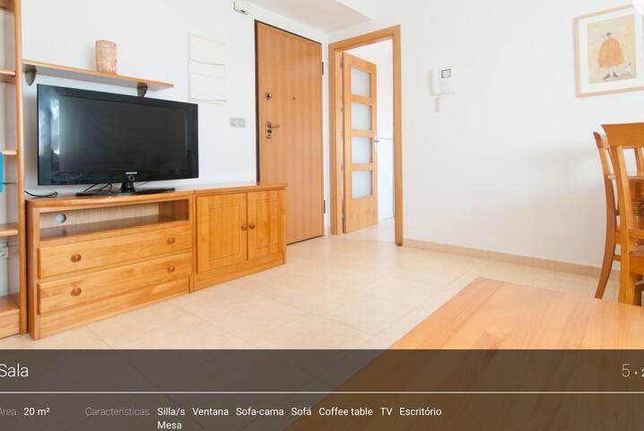 Apartamento en zona residencial - Murcia - Apartemen