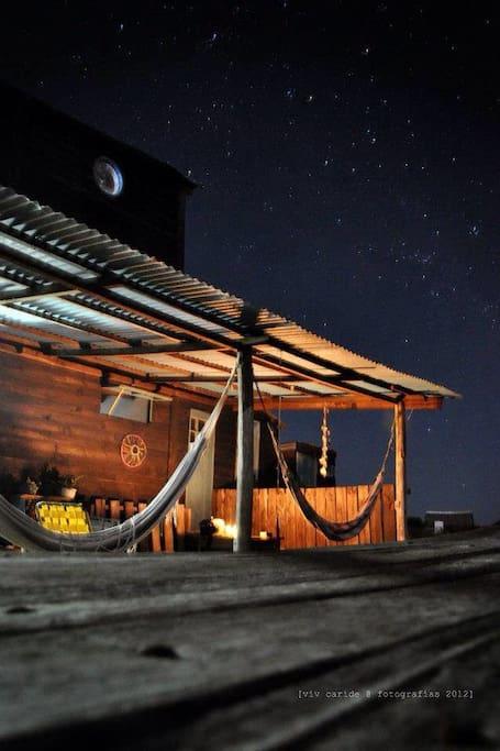 Nocturna. Cita con las estrellas, Satori Barra de Valizas