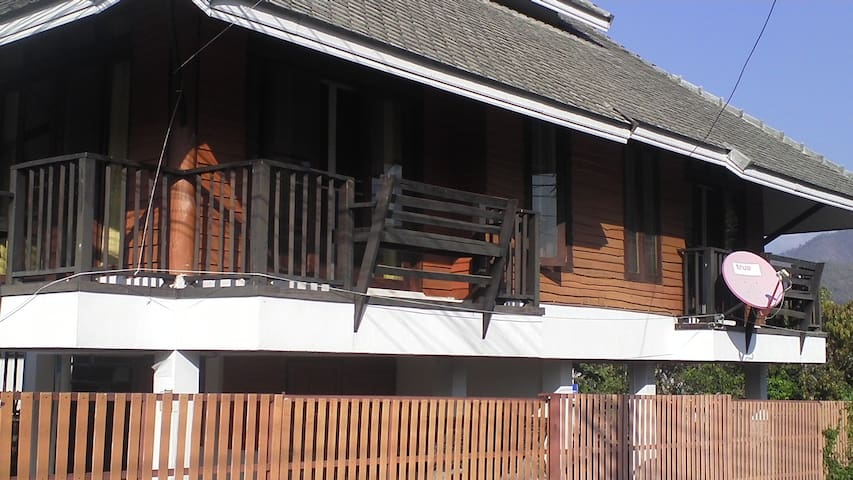 Kanravee Guesthouse 1, Bungalow 18
