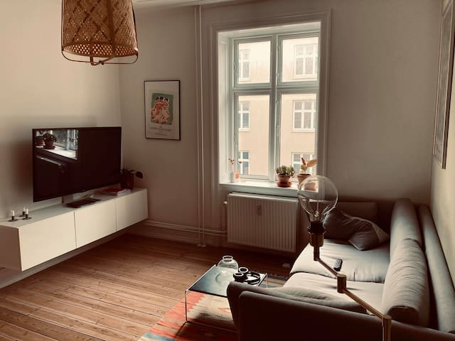 Charming appartment with excellent location in Nør