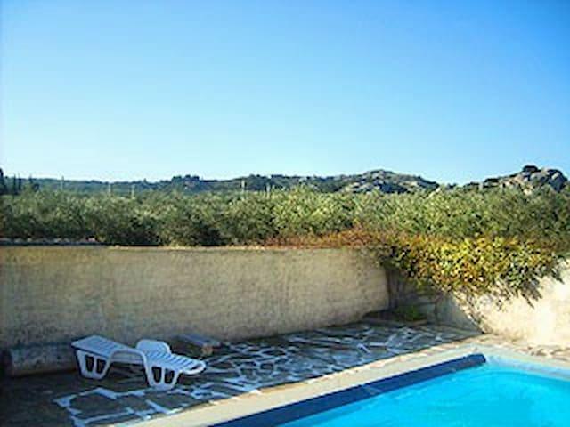 Appartement avec piscine privée - Graveson - Daire