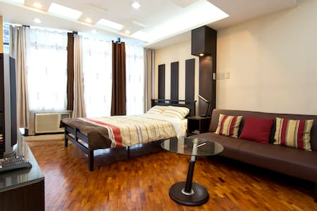 Ortigas Center Furnish Studio unit - Appartement