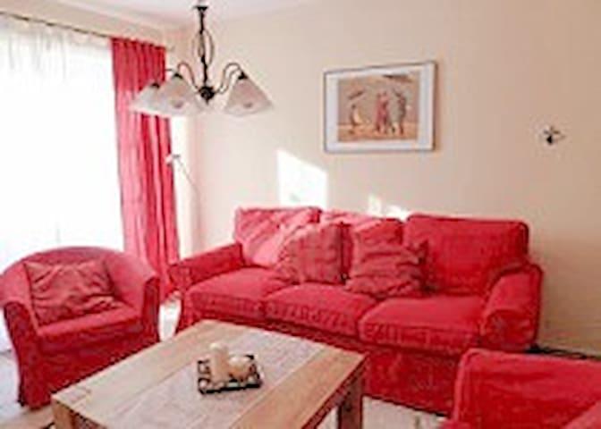 Gemütliche Ferienwohnung mit Kamin - Dornum - Maison