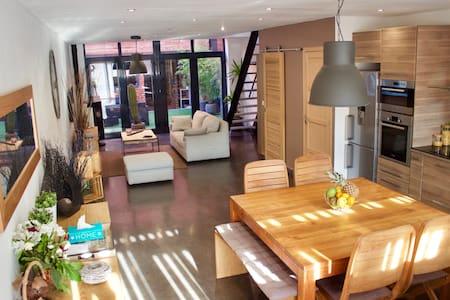 Loft avec jardin - Tourcoing - Loft