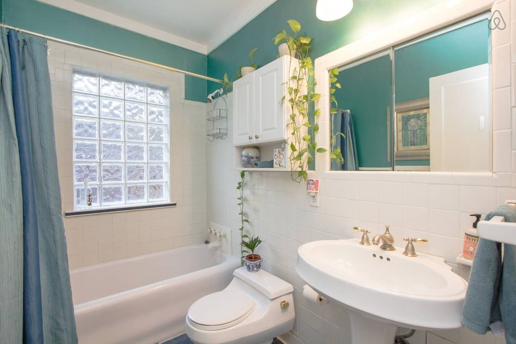 Bathroom private or shared during your stay