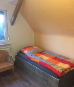 Double room -verry quiet. - Blankenfelde-Mahlow - Hus