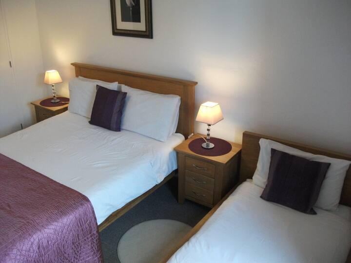 Le Mont St Michel- room for 3.