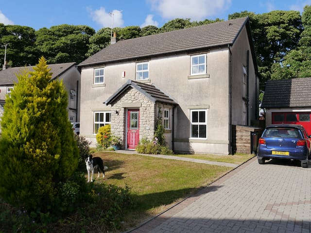 Friendly home in the countryside around Ulverston