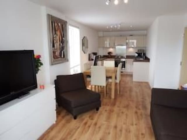Sunny one-bed flat in Woking - Woking - Apartment
