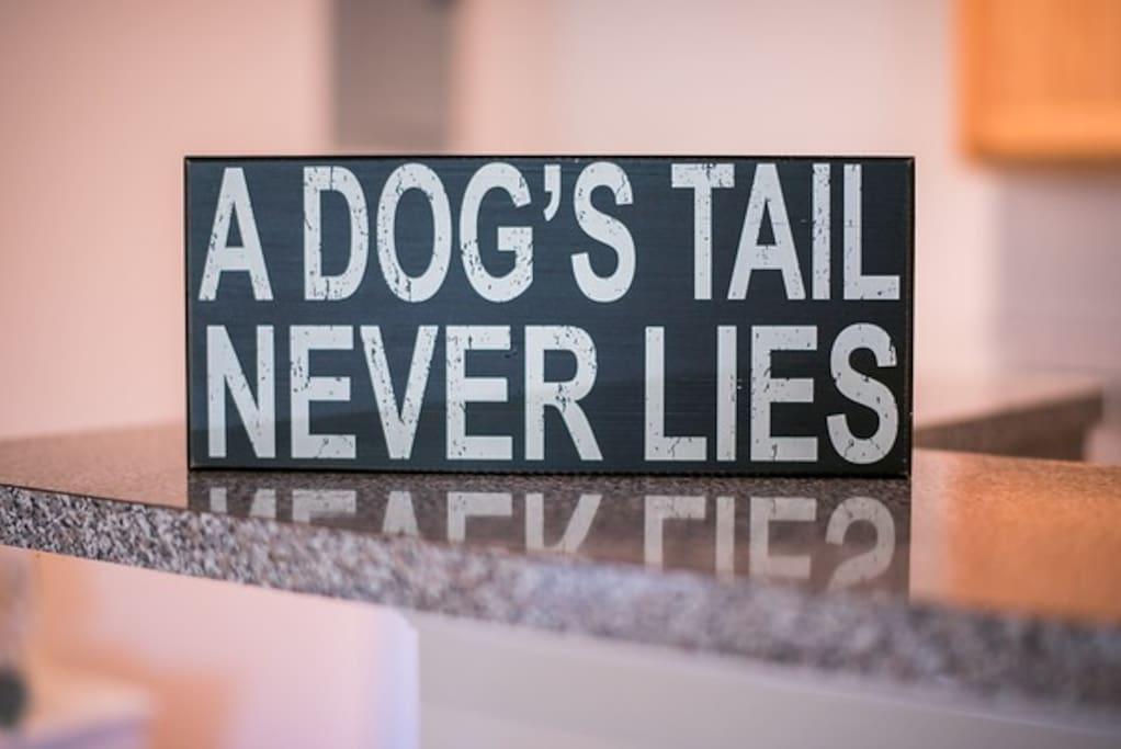 A Dogs Tail Never Lies