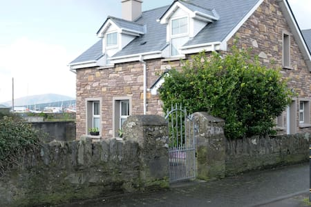2bed cottage  Dingle town - Haus