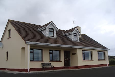 The Cove- Self Catering Cottage in Donegal - County Donegal - Haus